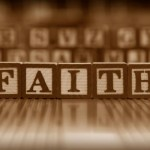 When faith strengthens faith