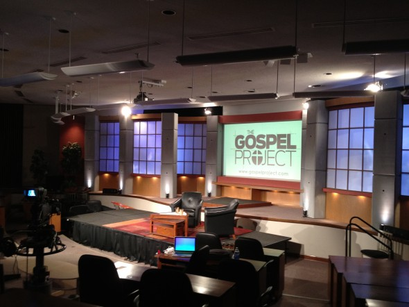 The Gospel Project web launch set