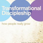Three copies of 'Transformational Discipleship' to give away