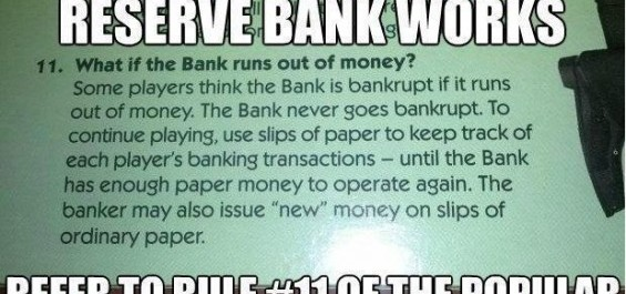 How does the Federal Reserve Bank work? [IMAGE]